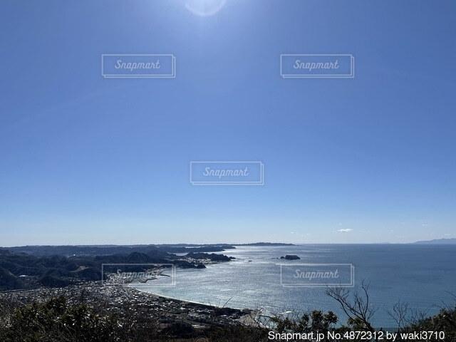 山からの眺めの写真・画像素材[4872312]