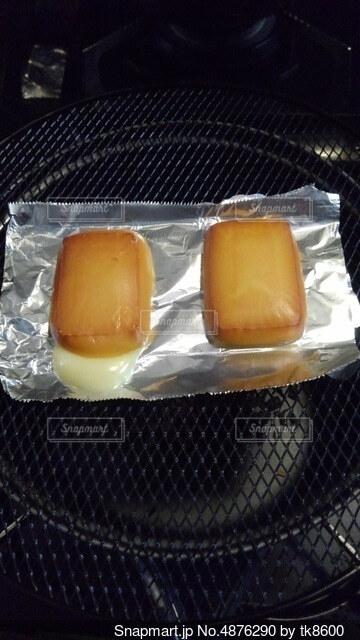 チーズ燻製の写真・画像素材[4876290]