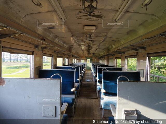古き良き鉄道の写真・画像素材[4874675]