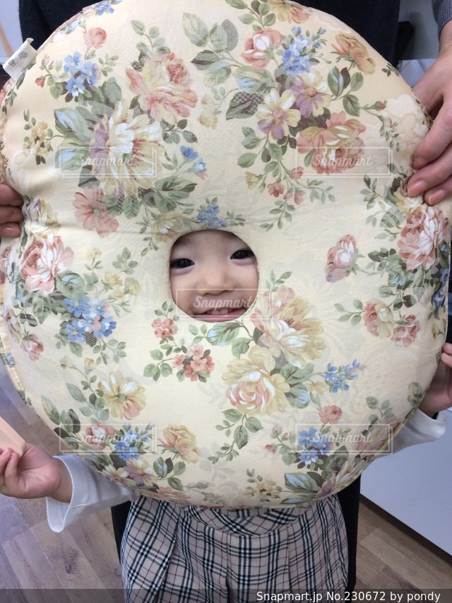 子どもの写真・画像素材[230672]