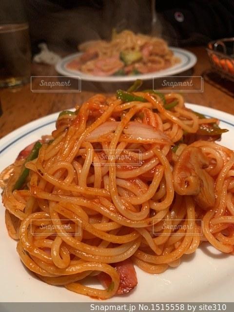 スパゲティナポリタンの写真・画像素材[1515558]