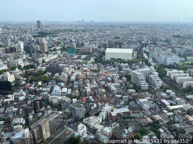 都市の景色の写真・画像素材[2085431]