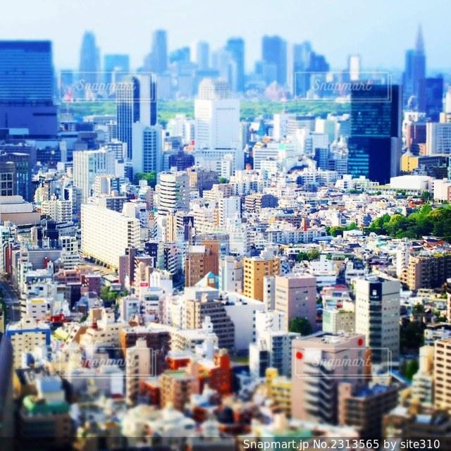 都市の眺めの写真・画像素材[2313565]