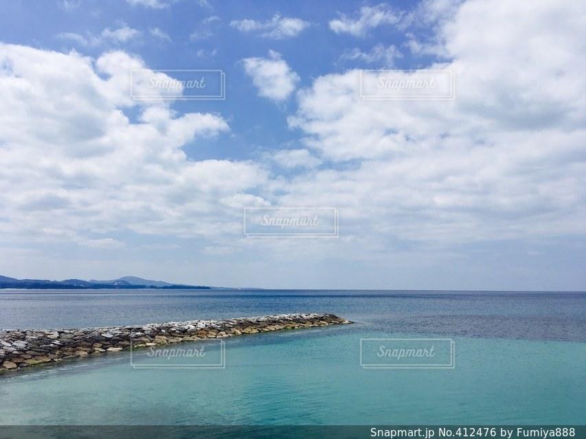 海の写真・画像素材[412476]