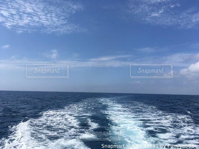 海の写真・画像素材[533881]