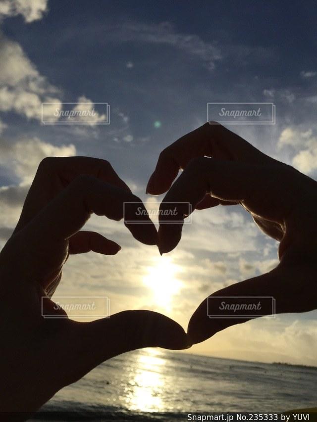 恋人の写真・画像素材[235333]