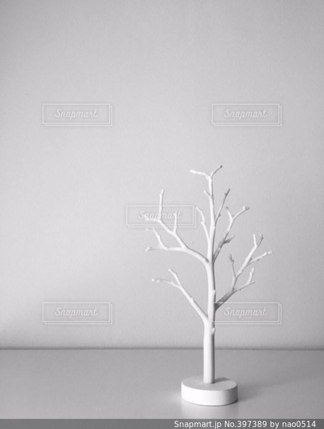 インテリア,木,白,オブジェ