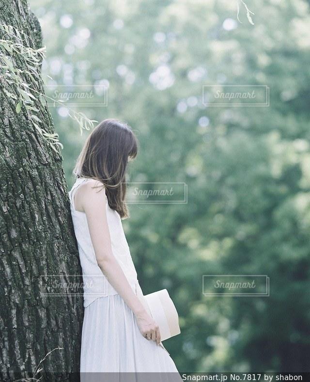 女性の写真・画像素材[7817]
