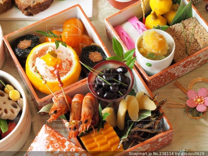 食べ物の写真・画像素材[238114]