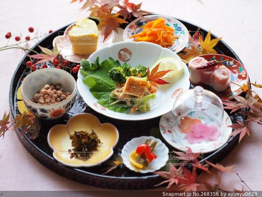 食べ物の写真・画像素材[268356]