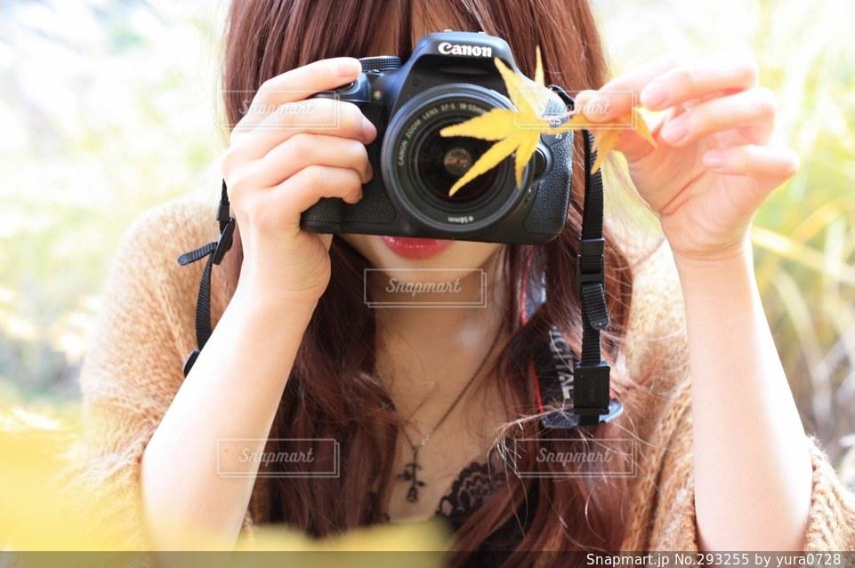 女性の写真・画像素材[293255]