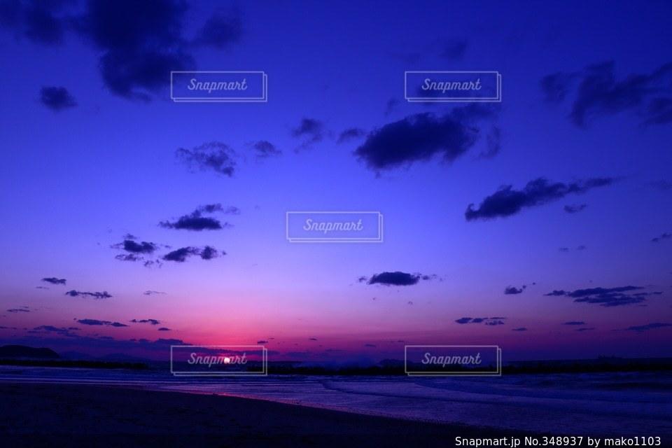 海の写真・画像素材[348937]