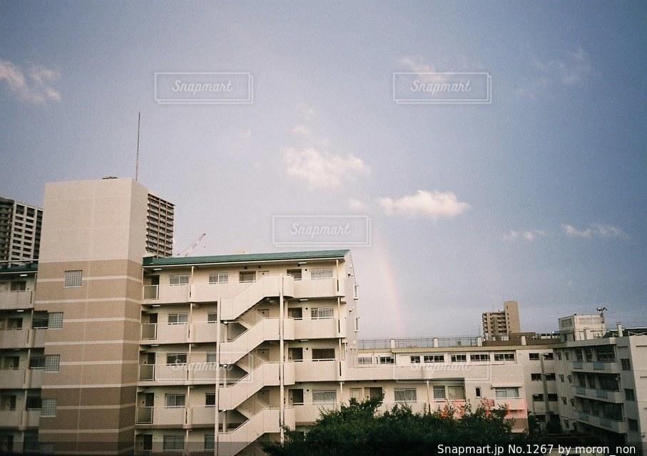 都市の高層ビルの写真・画像素材[1267]