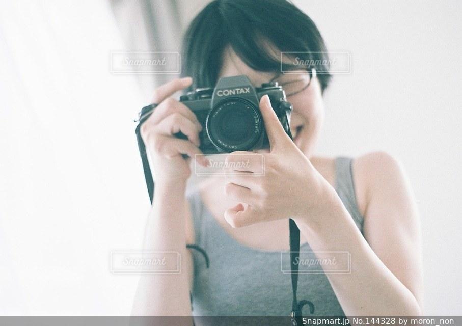 女性の写真・画像素材[144328]