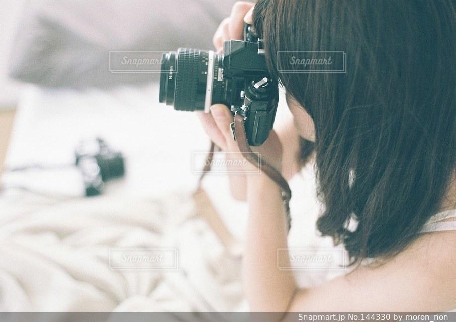 女性の写真・画像素材[144330]