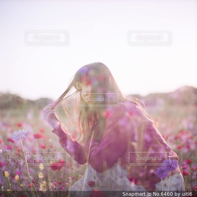 女性の写真・画像素材[6460]