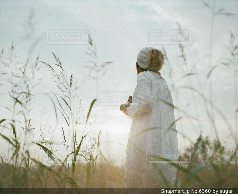 女性の写真・画像素材[6360]