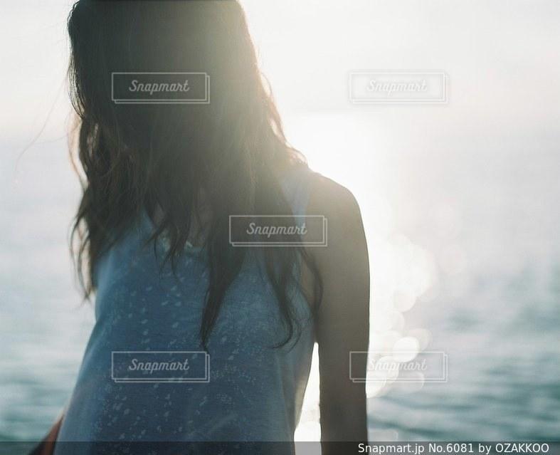 女性の写真・画像素材[6081]