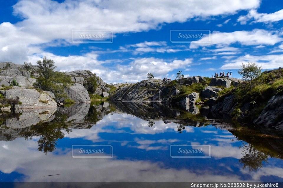 世界の絶景の写真・画像素材[268502]