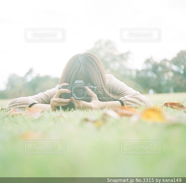 女性の写真・画像素材[3315]