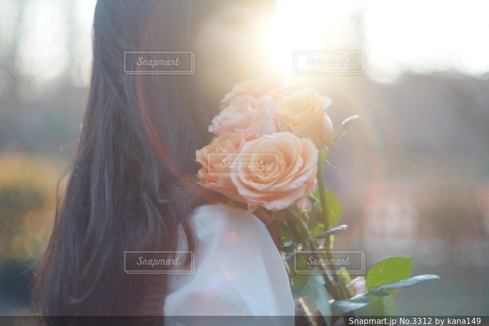 女性の写真・画像素材[3312]