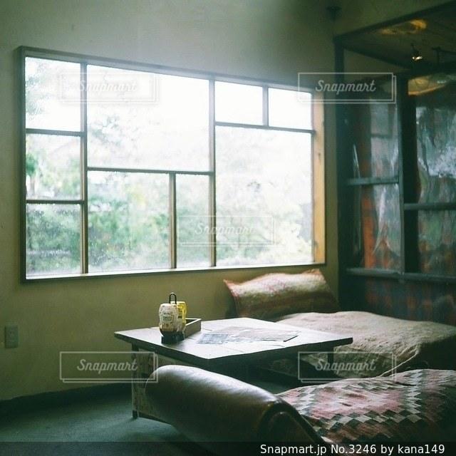 カフェの写真・画像素材[3246]