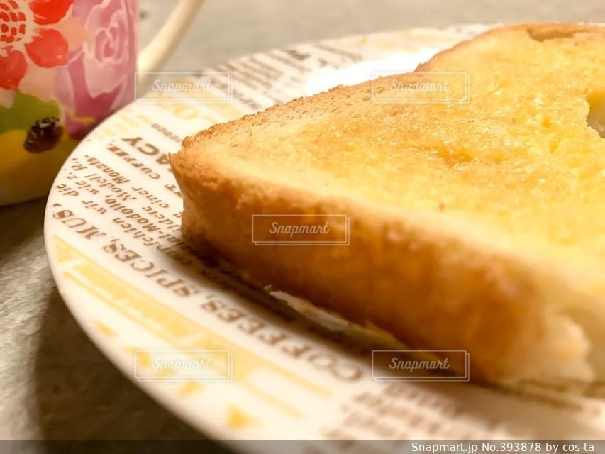 朝食,トースト,テーブルフォト,モーニング