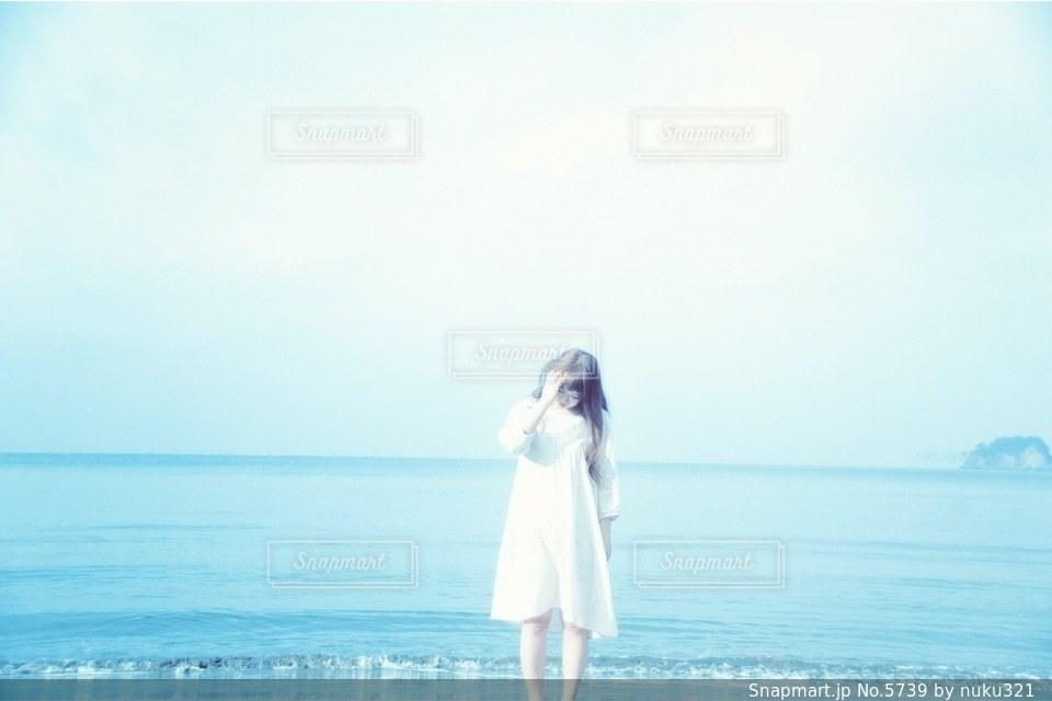 女性の写真・画像素材[5739]