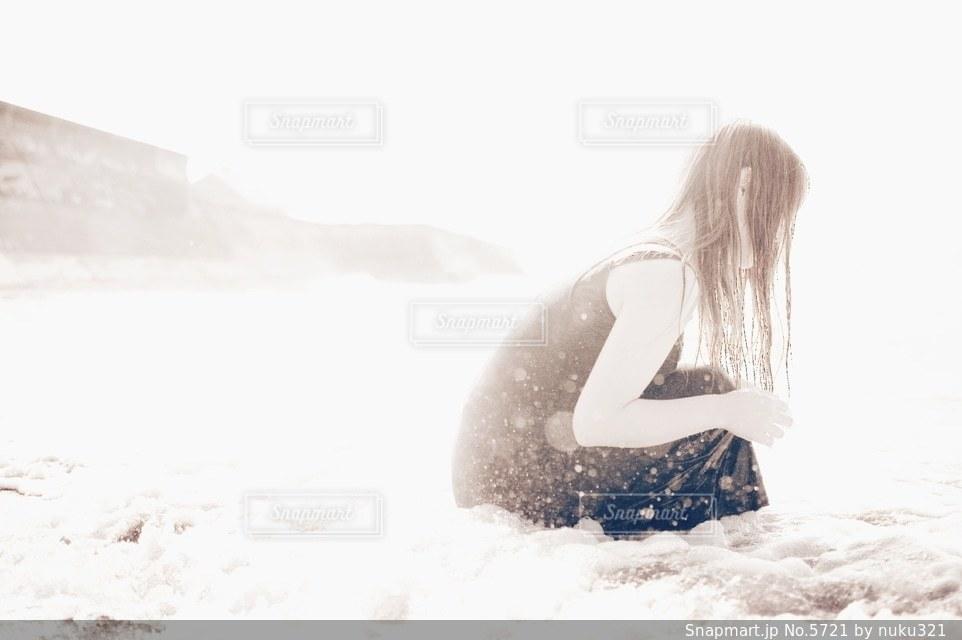 女性の写真・画像素材[5721]