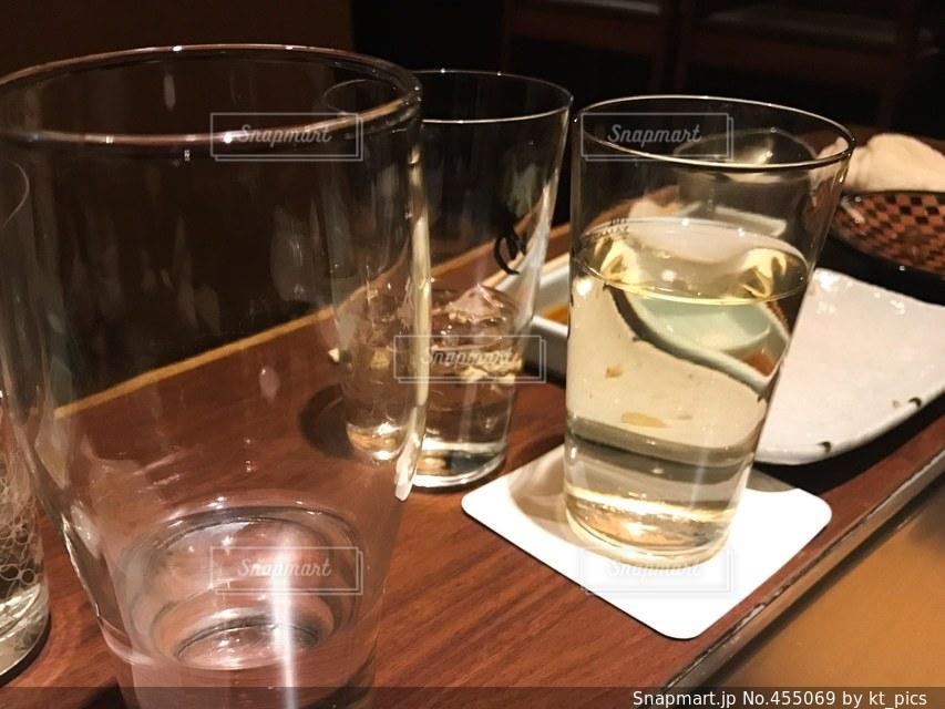 飲み物の写真・画像素材[455069]