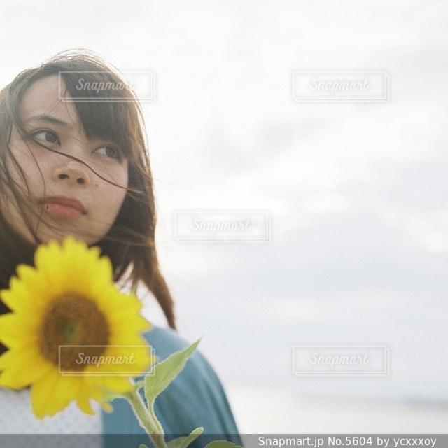 女性の写真・画像素材[5604]