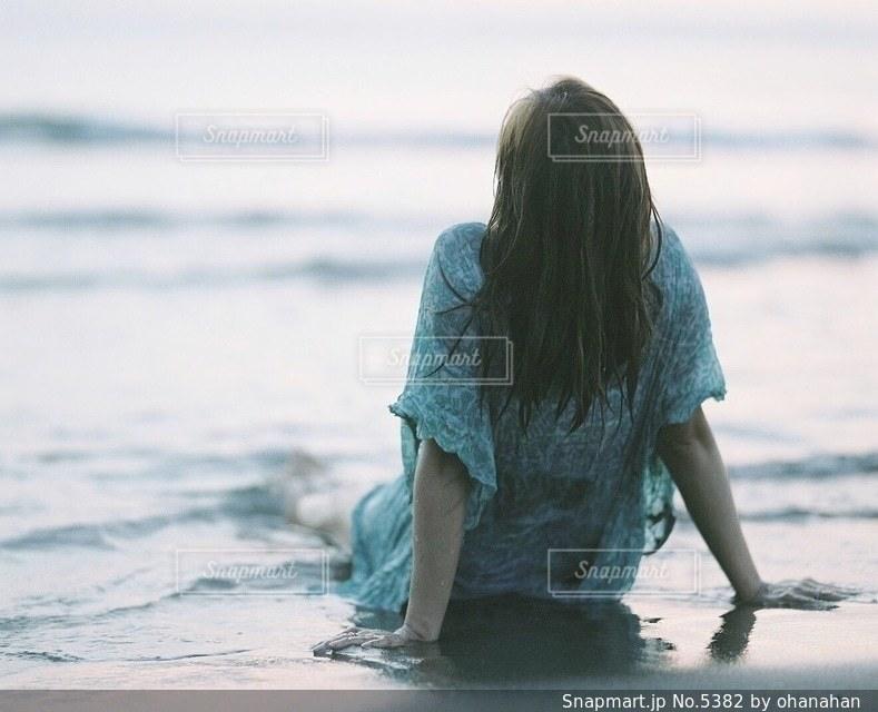 女性の写真・画像素材[5382]