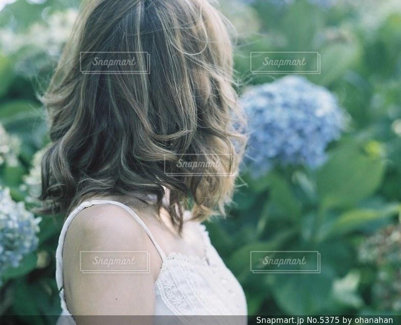 女性の写真・画像素材[5375]