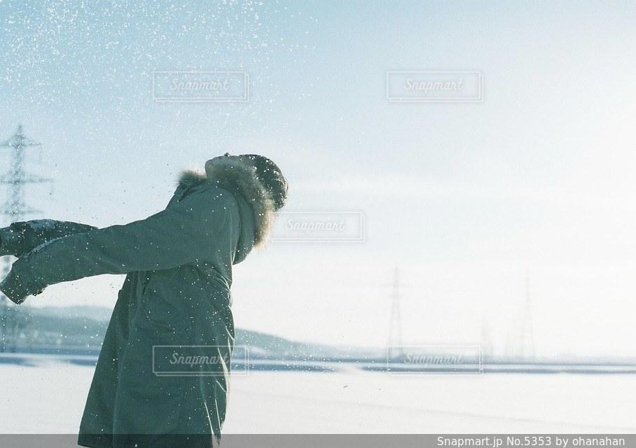 冬の写真・画像素材[5353]