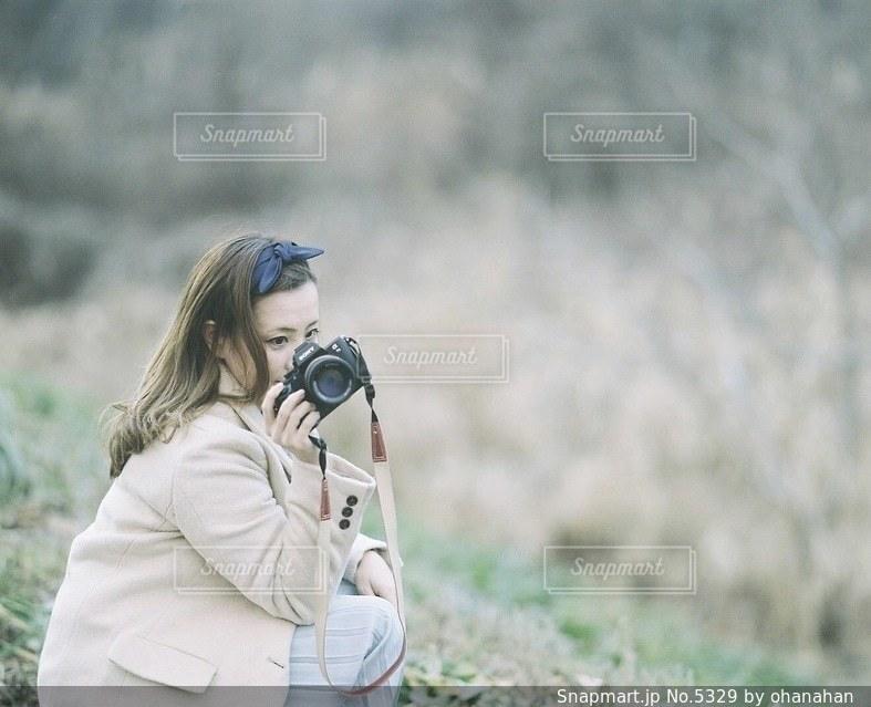 女性の写真・画像素材[5329]