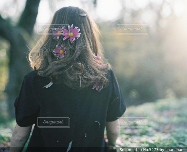 女性の写真・画像素材[5277]