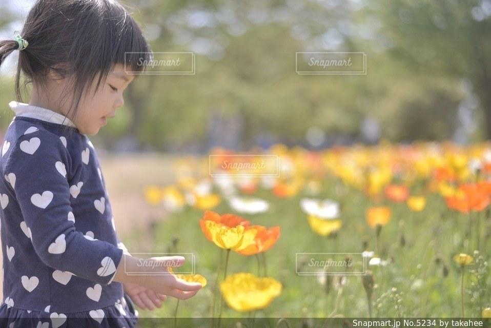 子どもの写真・画像素材[5234]