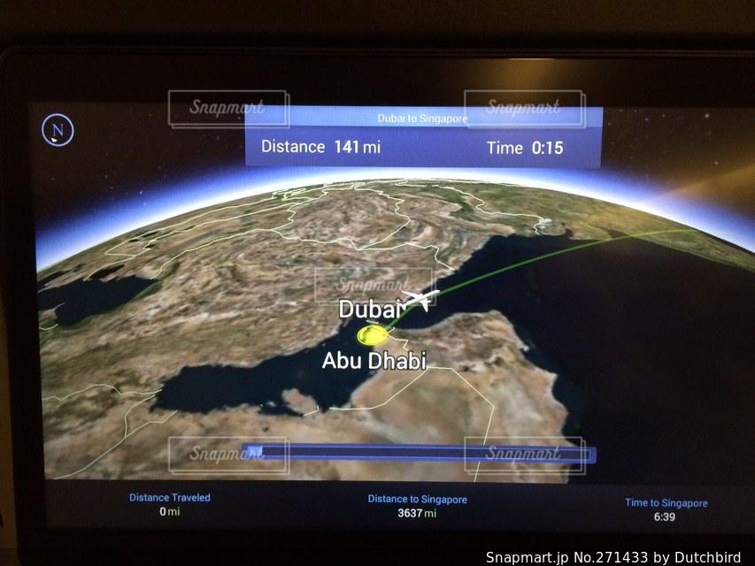 飛行機の写真・画像素材[271433]