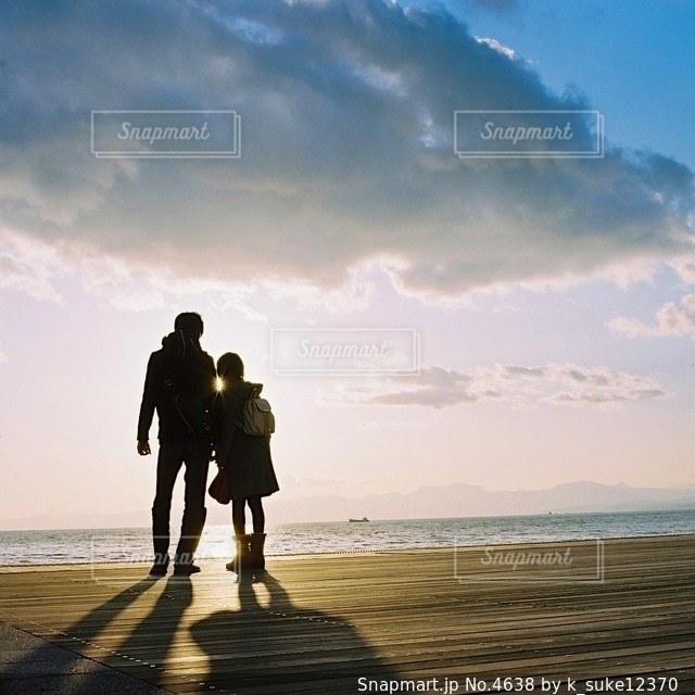 恋人の写真・画像素材[4638]
