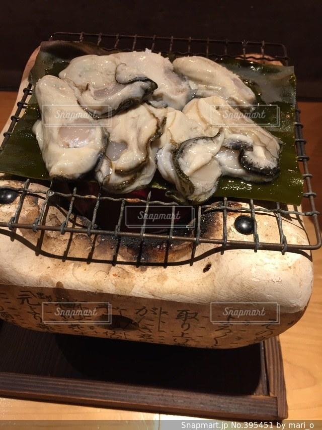 牡蠣,海の幸,海鮮,カキ,魚介