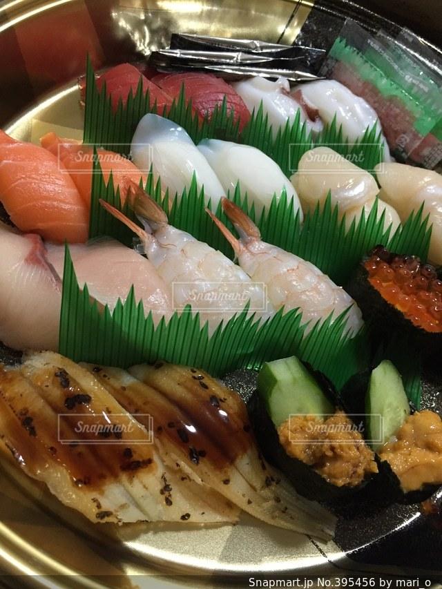 お寿司,和食,ご馳走,豪華,祝い