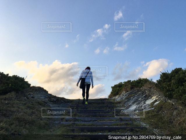 沖縄、座間見島の写真・画像素材[2804769]