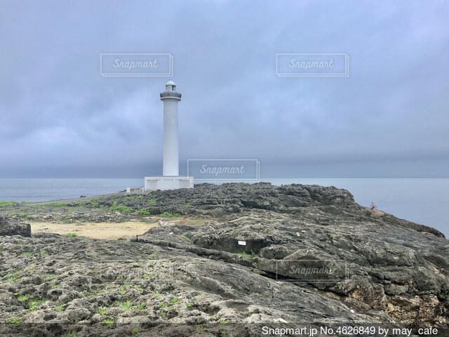 灯台の写真・画像素材[4626849]