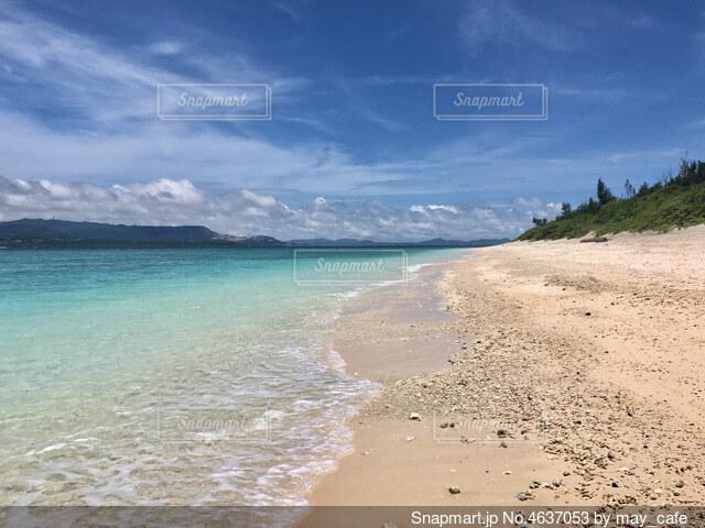 海の写真・画像素材[4637053]