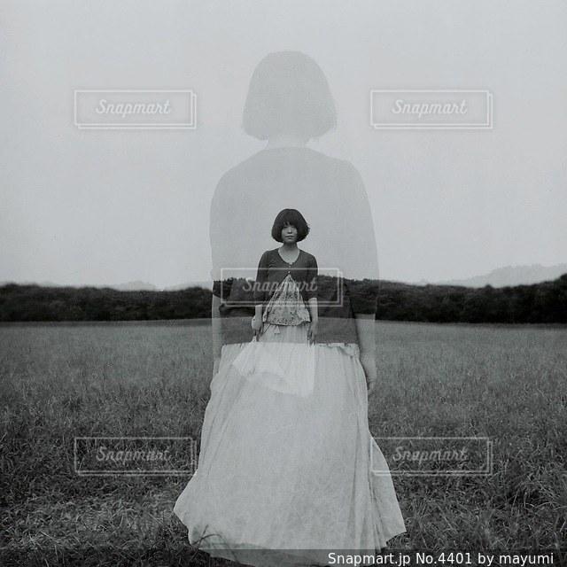 女性の写真・画像素材[4401]