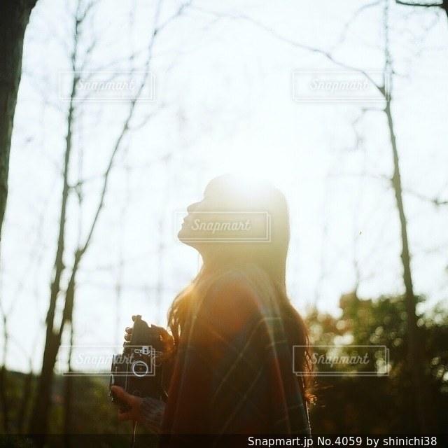女性の写真・画像素材[4059]