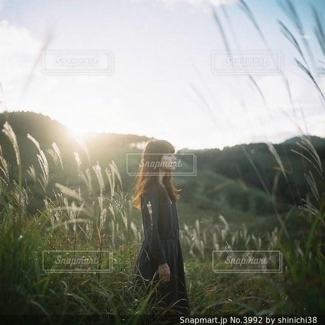 女性の写真・画像素材[3992]