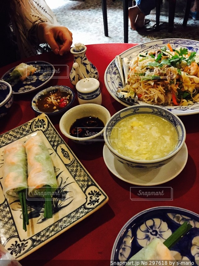 食事,ランチ,ディナー,ベトナム,ベトナム料理,海外旅行,アジアン,ホーチミン,生春巻き