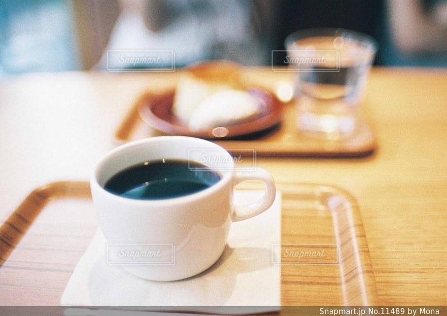 コーヒータイムの写真・画像素材[11489]
