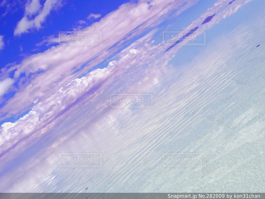ウユニの写真・画像素材[282009]